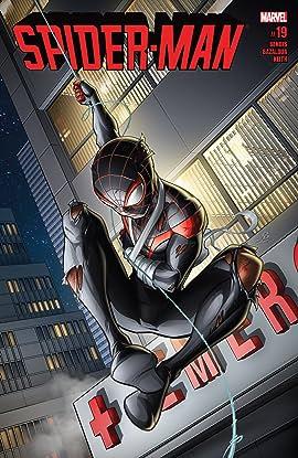 Spider-Man (2016-2018) No.19