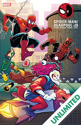 Spider-Man/Deadpool (2016-2019) #20