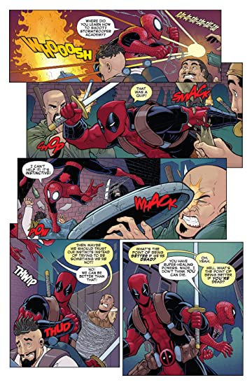 Spider-Man/Deadpool (2016-) #20
