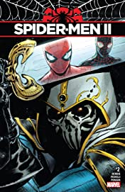 Spider-Men II (2017) #2 (of 5)