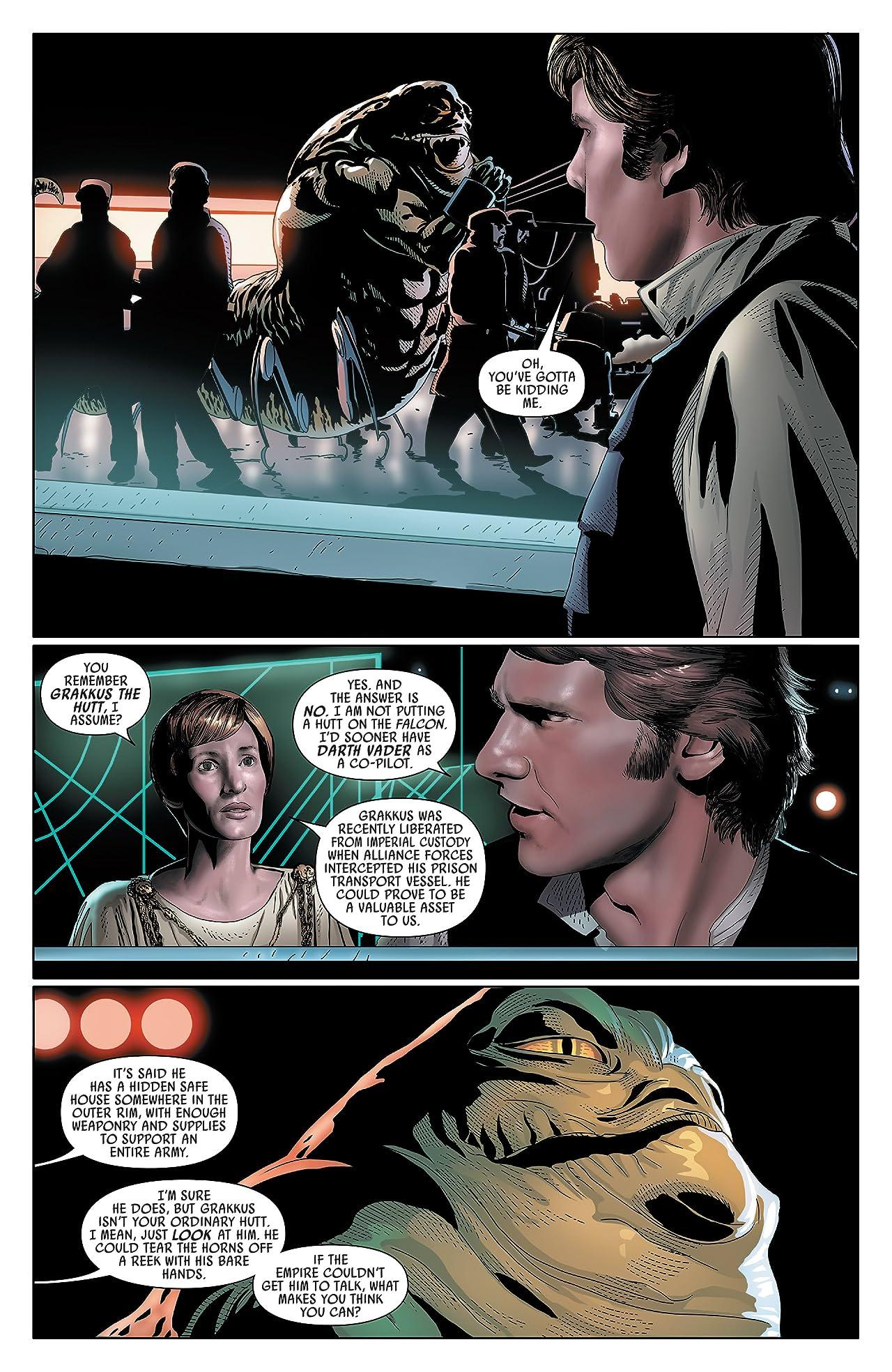 Star Wars (2015-) #35