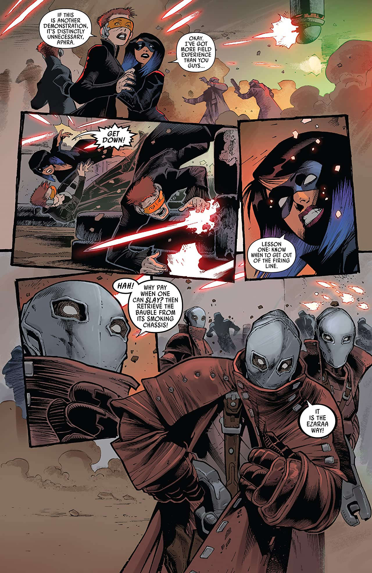 Star Wars: Doctor Aphra (2016-) #11