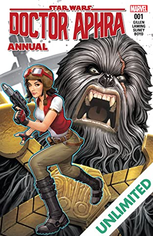 Star Wars: Doctor Aphra (2016-2019) Annual #1