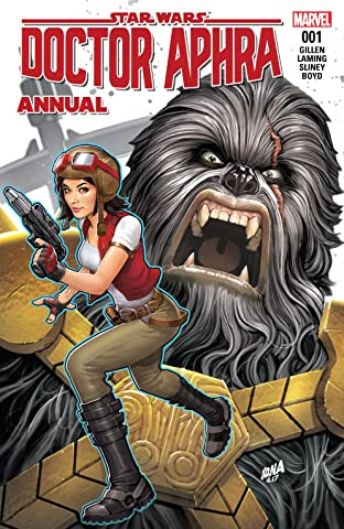 Star Wars: Doctor Aphra (2016-) Annual #1