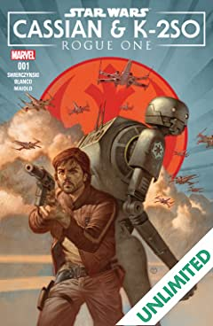 Star Wars: Rogue One - Cassian & K2SO Annual (2017) #1