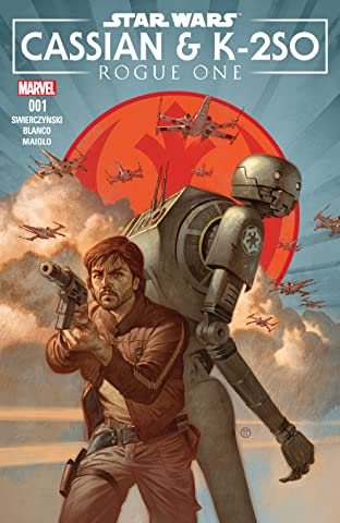 Star Wars: Rogue One - Cassian & K2SO Annual (2017) No.1
