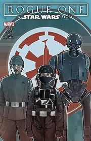 Star Wars: Rogue One Adaptation (2017) #5 (of 6)