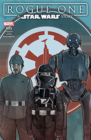 Star Wars: Rogue One Adaptation (2017) #5 (of 6)