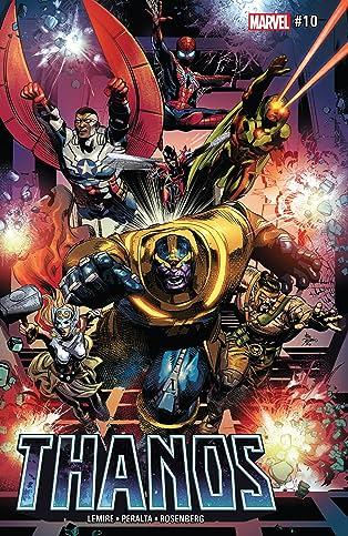 Thanos (2016-) #10
