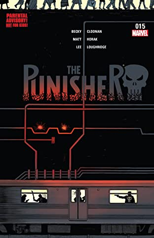 The Punisher (2016-2018) No.15