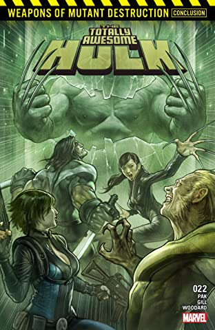 The Totally Awesome Hulk (2015-) #22