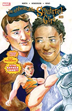 The Unbeatable Squirrel Girl (2015-) #23