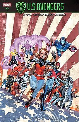U.S.Avengers (2017) #9