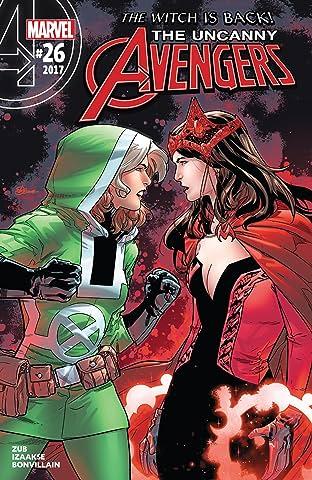Uncanny Avengers (2015-) #26