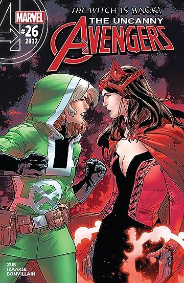 Uncanny Avengers (2015-2017) #26