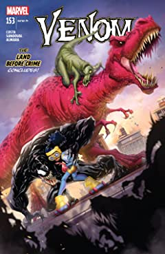 Venom (2016-2018) #153