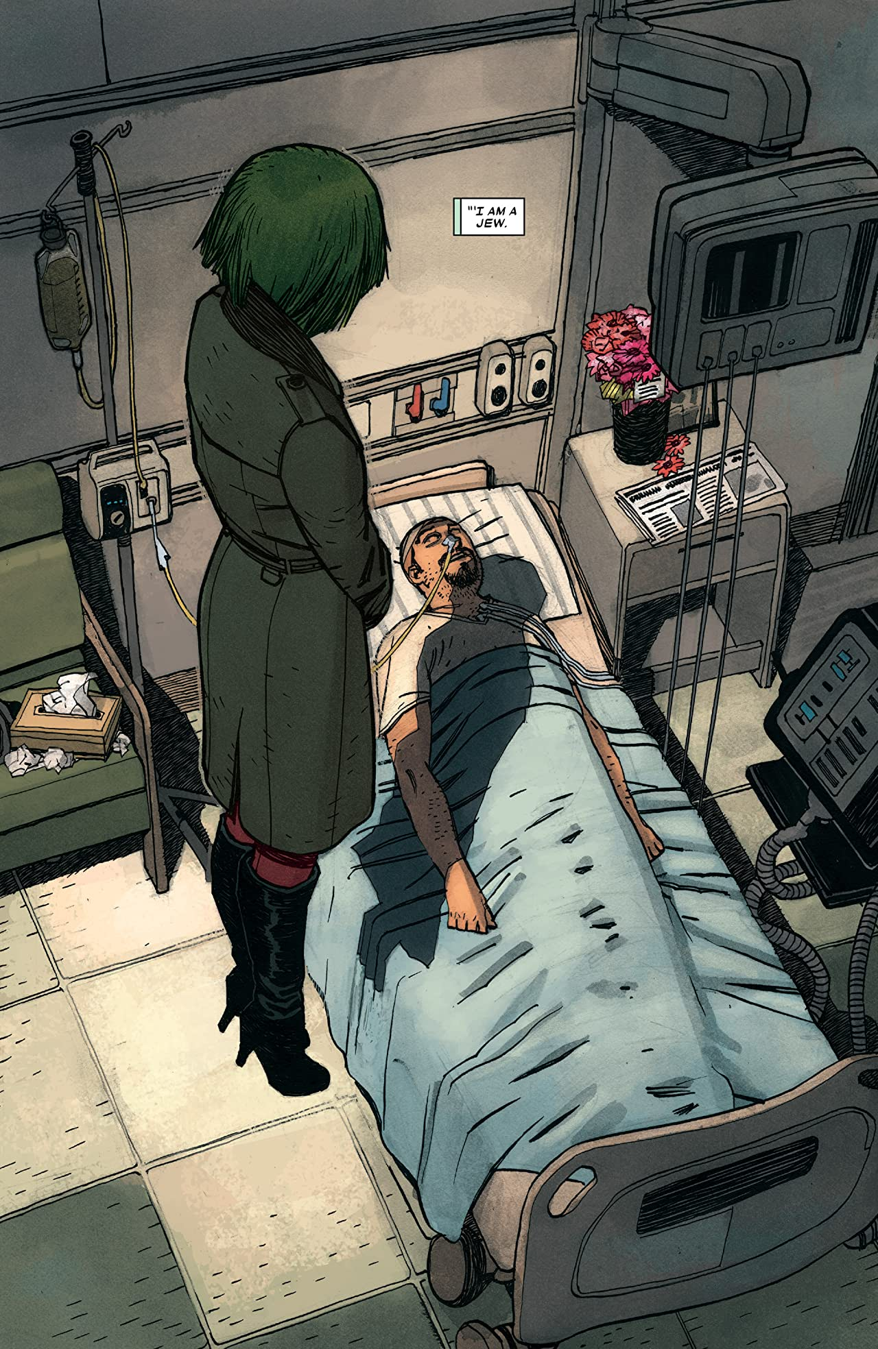 Vision: Director's Cut (2017) #3 (of 6)