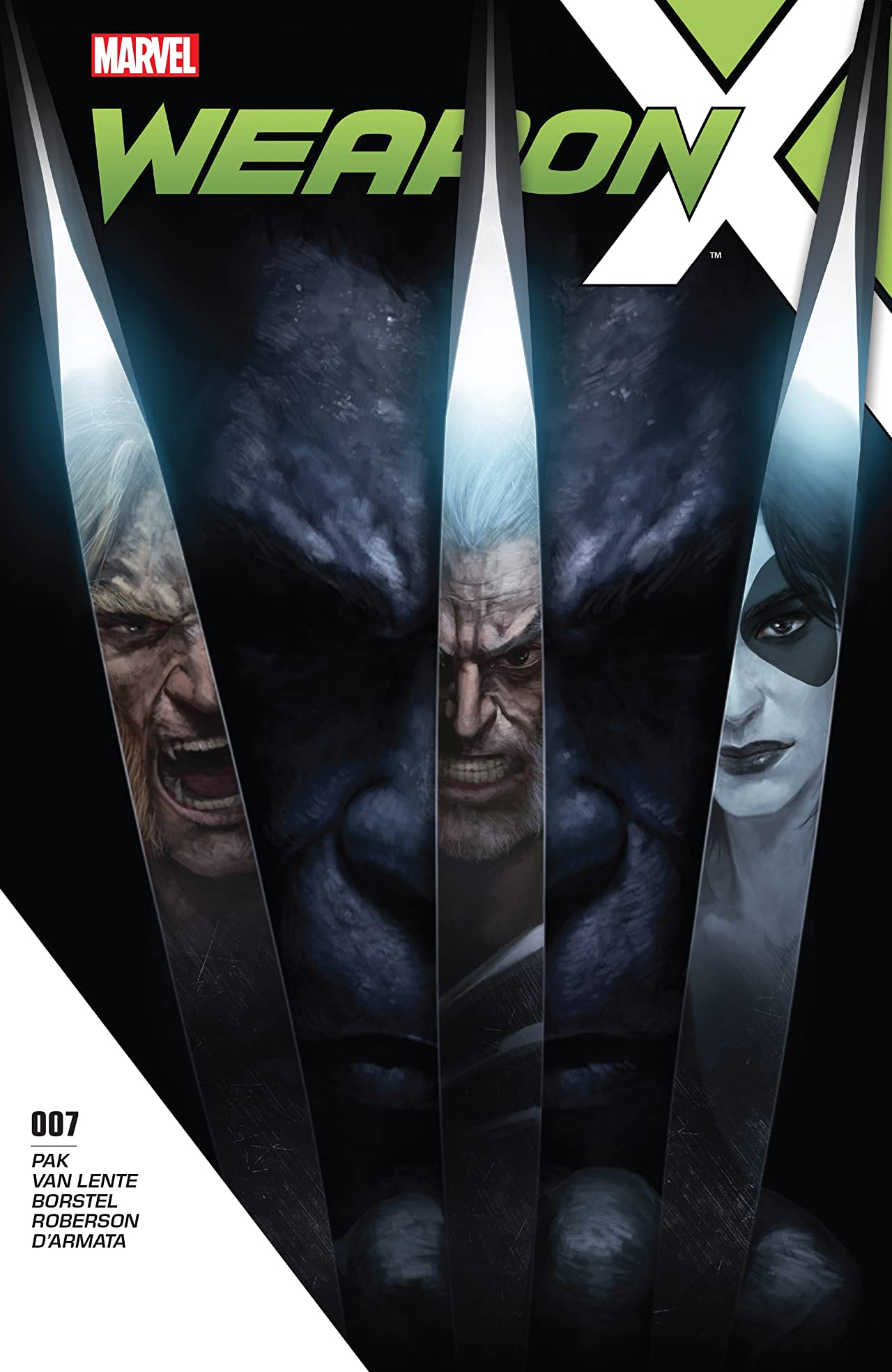 Weapon X (2017-2018) #7