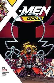 X-Men Gold (2017-) #10