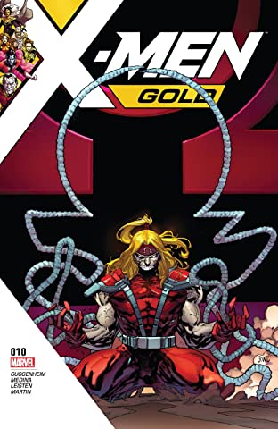 X-Men Gold (2017-) No.10
