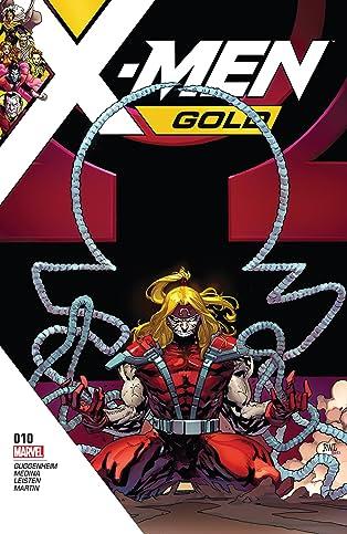 X-Men: Gold (2017-) #10