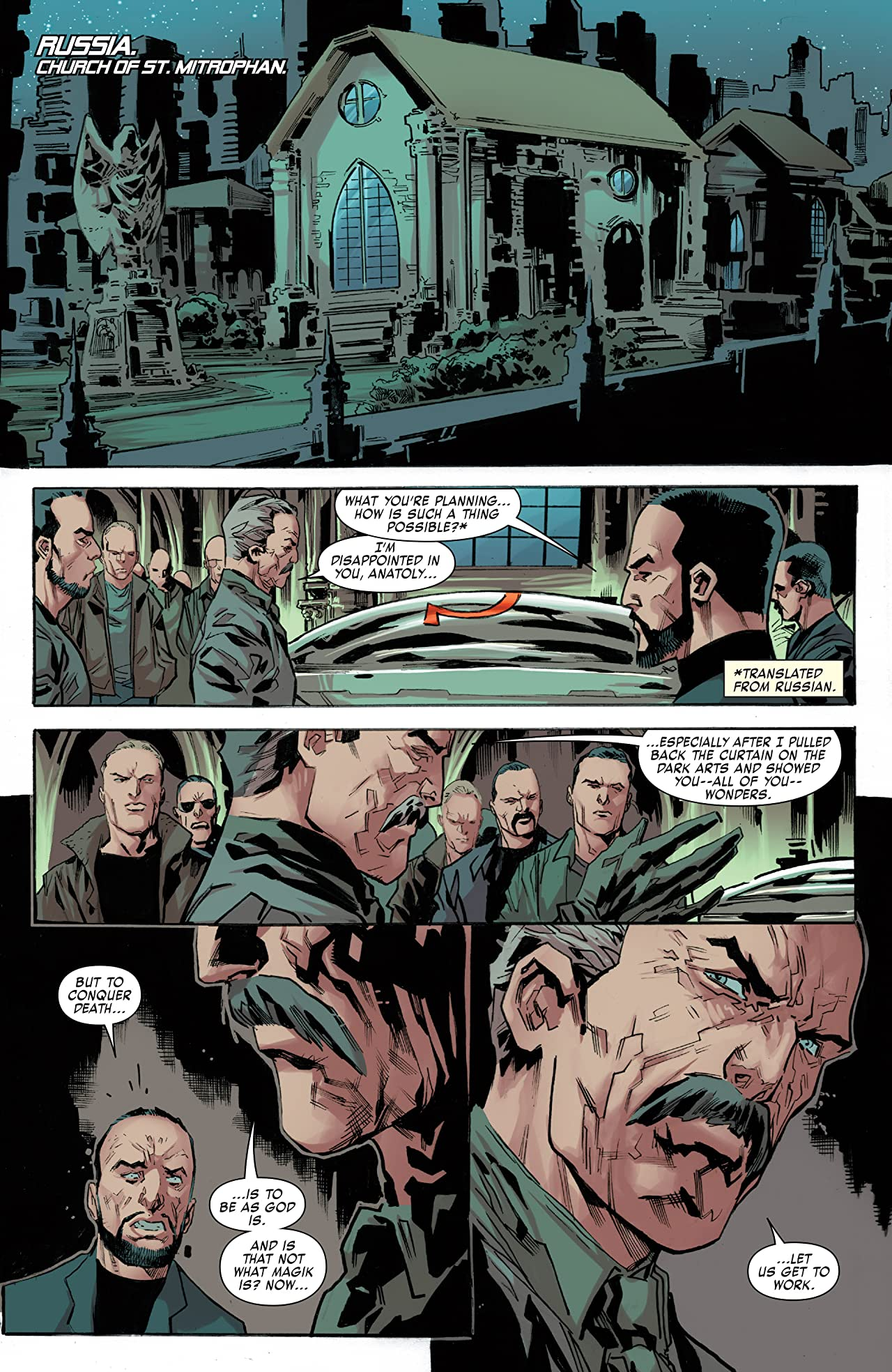 X-Men Gold (2017-) #9