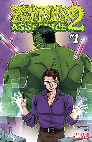 Zombies Assemble 2 (2017) No.1 (sur 4)
