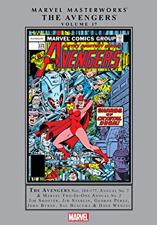 Avengers Masterworks Tome 17