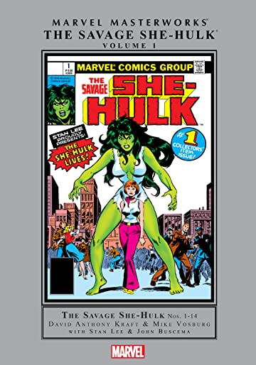 Savage She-Hulk Masterworks Vol. 1