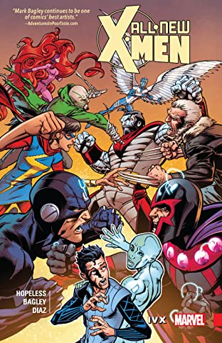 All-New X-Men: Inevitable COMIC_VOLUME_ABBREVIATION 4: IvX