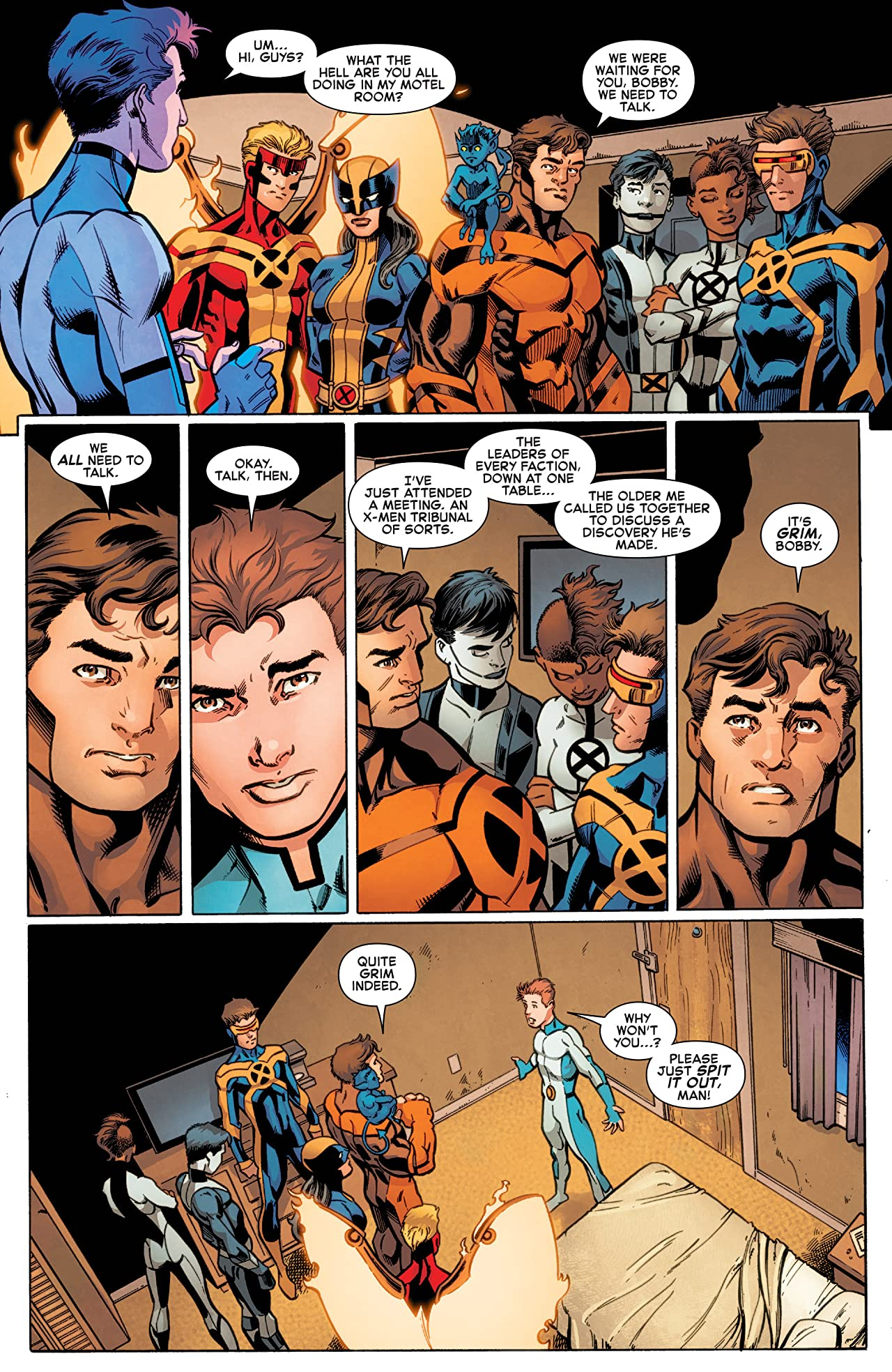 All-New X-Men: Inevitable Vol. 4: IvX