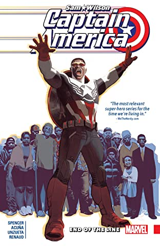 Captain America: Sam Wilson Vol. 5: End Of The Line