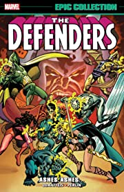 Defenders Epic Collection: Ashes, Ashes...