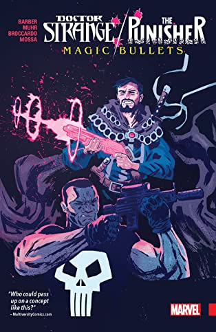 Doctor Strange/Punisher: Magic Bullets