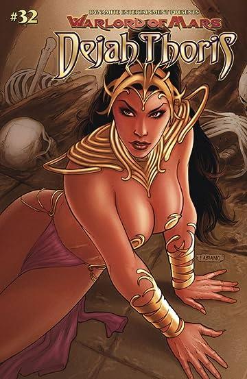 Warlord of Mars: Dejah Thoris #32