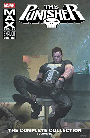 Punisher Max: The Complete Collection Tome 6