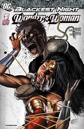 Blackest Night: Wonder Woman No.1 (sur 3)