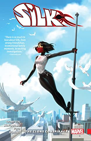 Silk Tome 3: The Clone Conspiracy