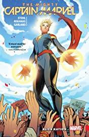The Mighty Captain Marvel Tome 1: Alien Nation