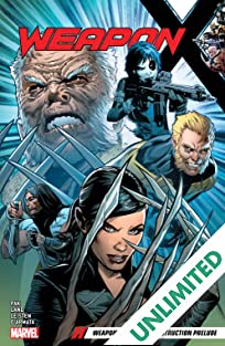 Weapon X Vol. 1: Weapons of Mutant Destruction Prelude