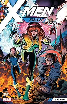 X-Men Blue Vol. 1: Strangest