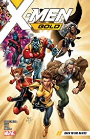 X-Men Gold Tome 1: Back To The Basics