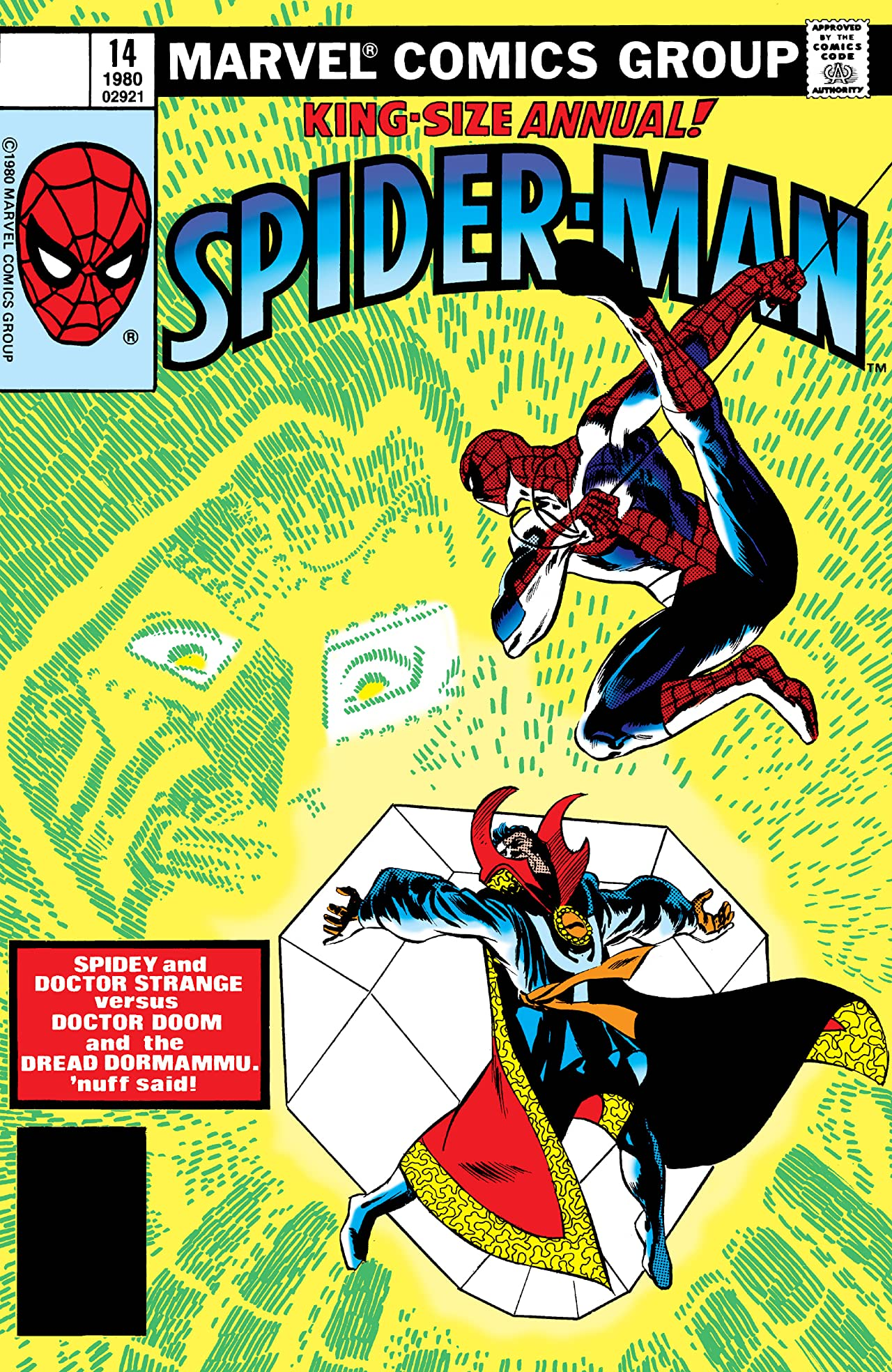 Amazing Spider-Man (1963-1998) Annual #14