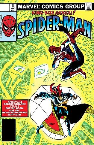 Amazing Spider-Man (1963-1998) Annual #14