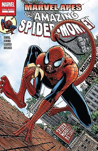 Marvel Apes: Amazing Spider-Monkey (2009) #1