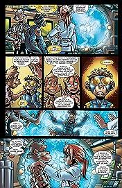 Marvel Apes: Speedball (2009) #1