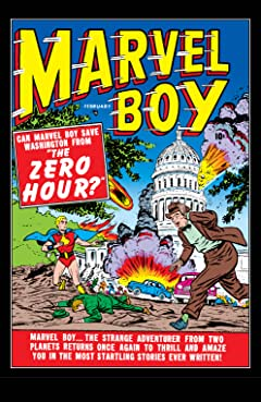 Marvel Boy (1950-1951) #2