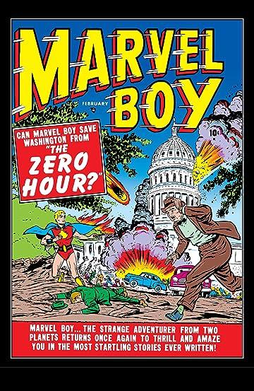 Marvel Boy (1950-1951) #2