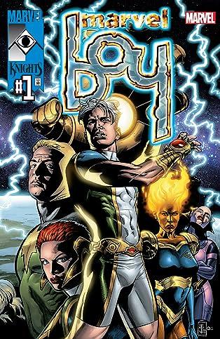 Marvel Boy (2000-2001) #1 (of 6)