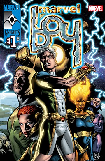 Marvel Boy (2000-2001) #1 (of 6)